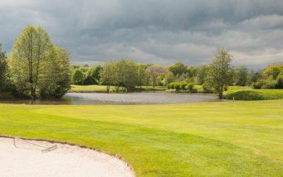 Golfanlage wieder geöffnet!