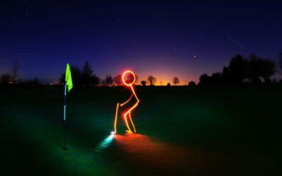 Nacht Golf